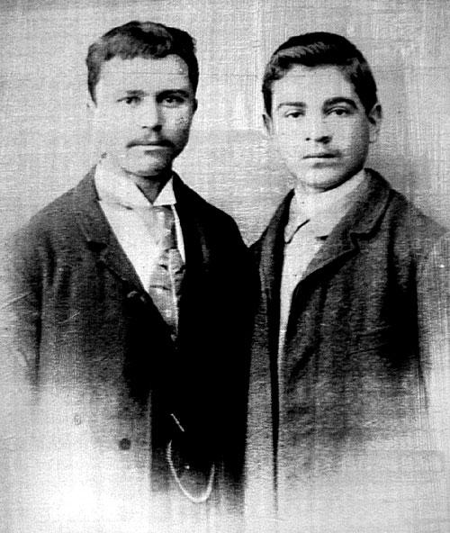 Георги Странски и Васил Левски