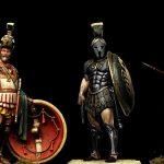 Пелопонески войни в древна Елада