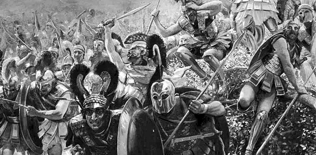 битката при Маратонската равнина