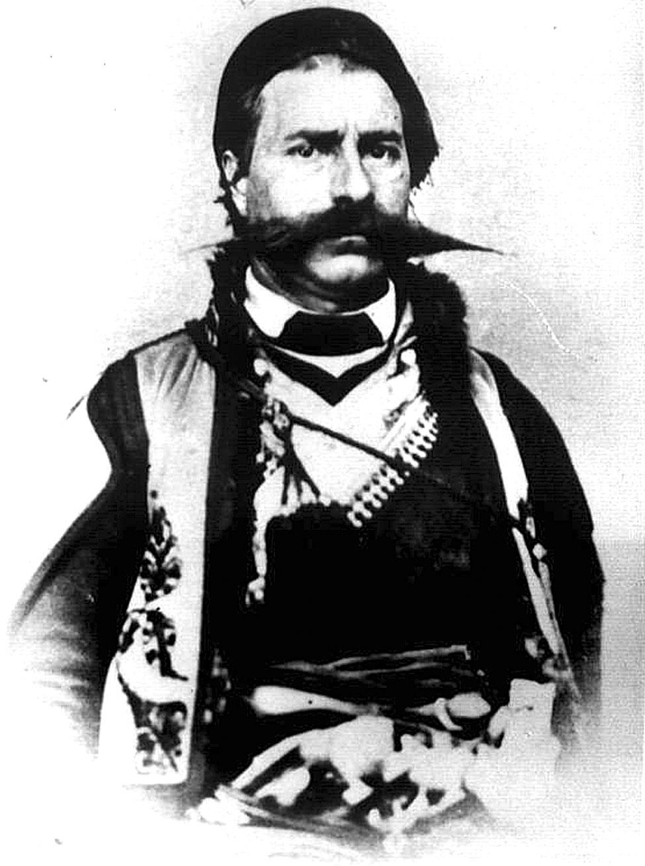 войводата Панайот Хитов