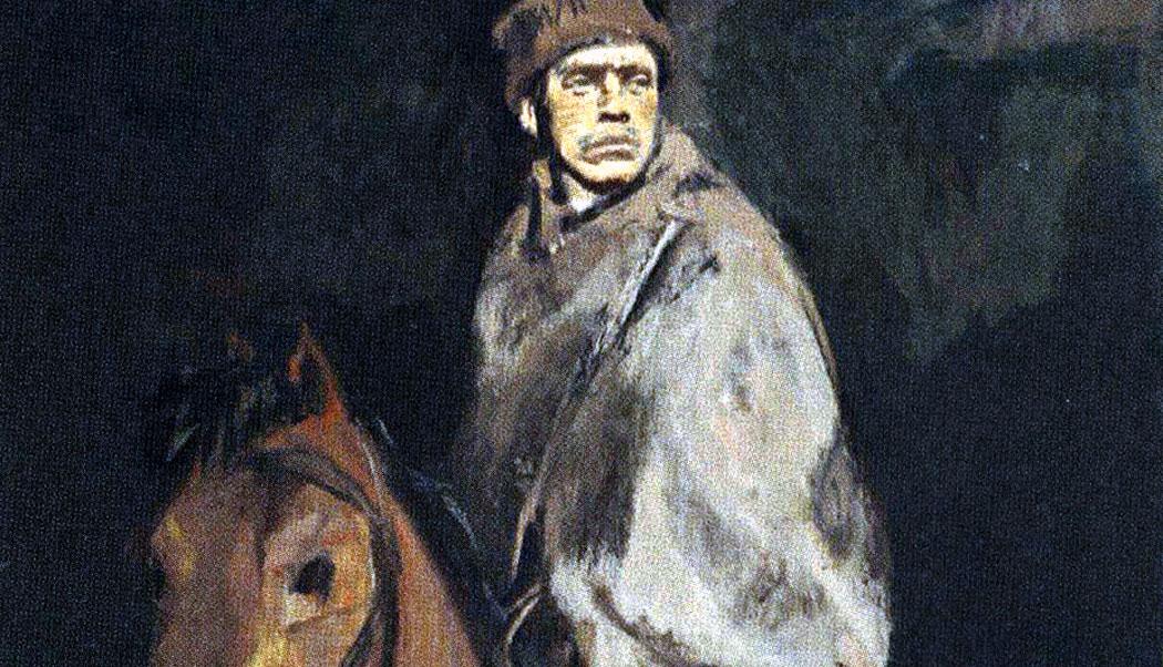 Васил Левски на път 1973г Александър Поплилов