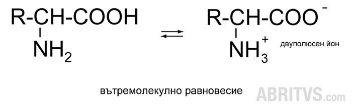 вътремолекулно равновесие