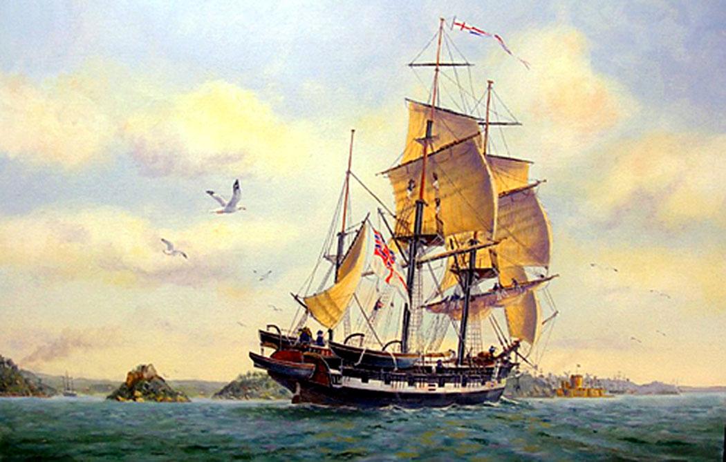 корабът Бигъл