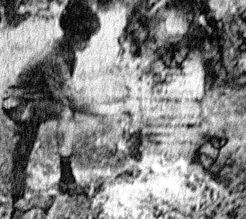 Предполагаемият гроб на Хаджи Димитър
