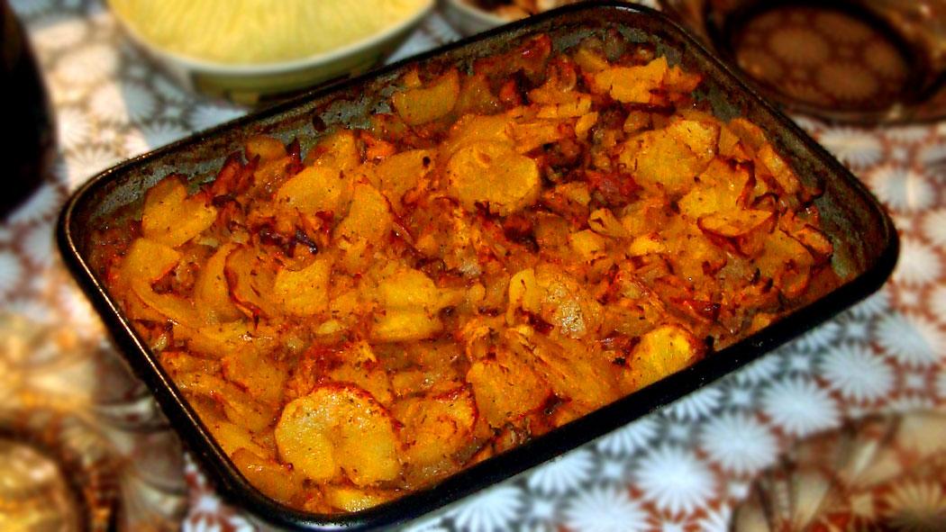 картофена манджа по селски