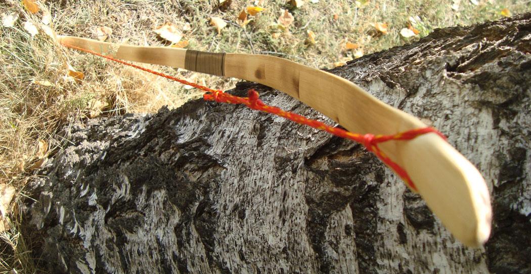дървен лък