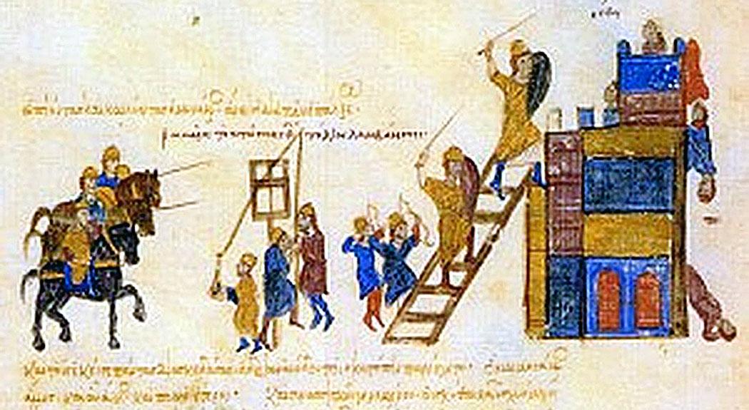 падането на Преслав, цар Петър I