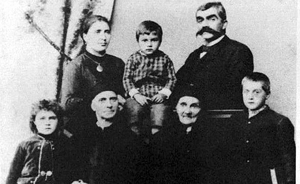родът на Васил Левски