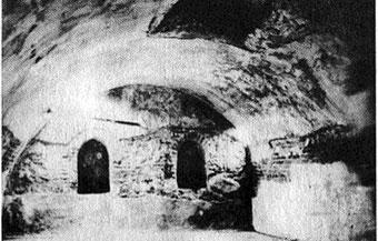 Тъмницата в която е бил затворен Левски