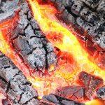 Палене на огън на открито
