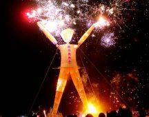 Горящият човек – феноменът Burning man