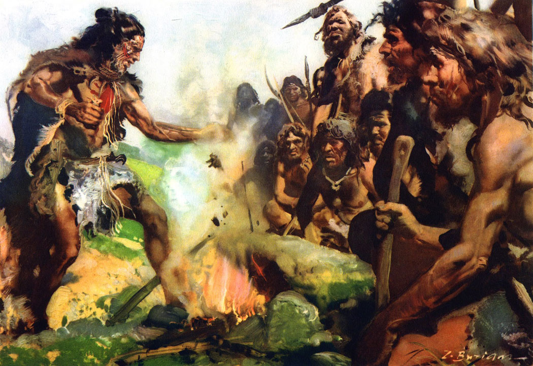 Ловци от палеолита