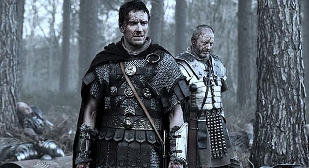Римски центурион и войник от епохата на Империята