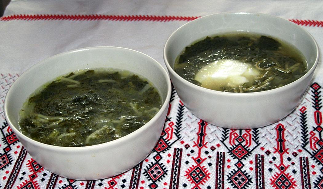 Супа лопуш (лапад)