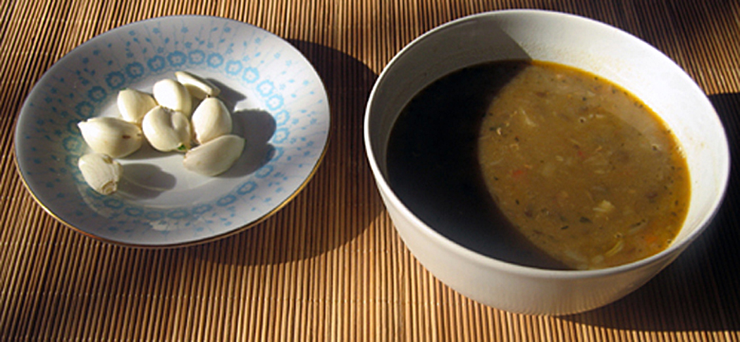 Супа леща