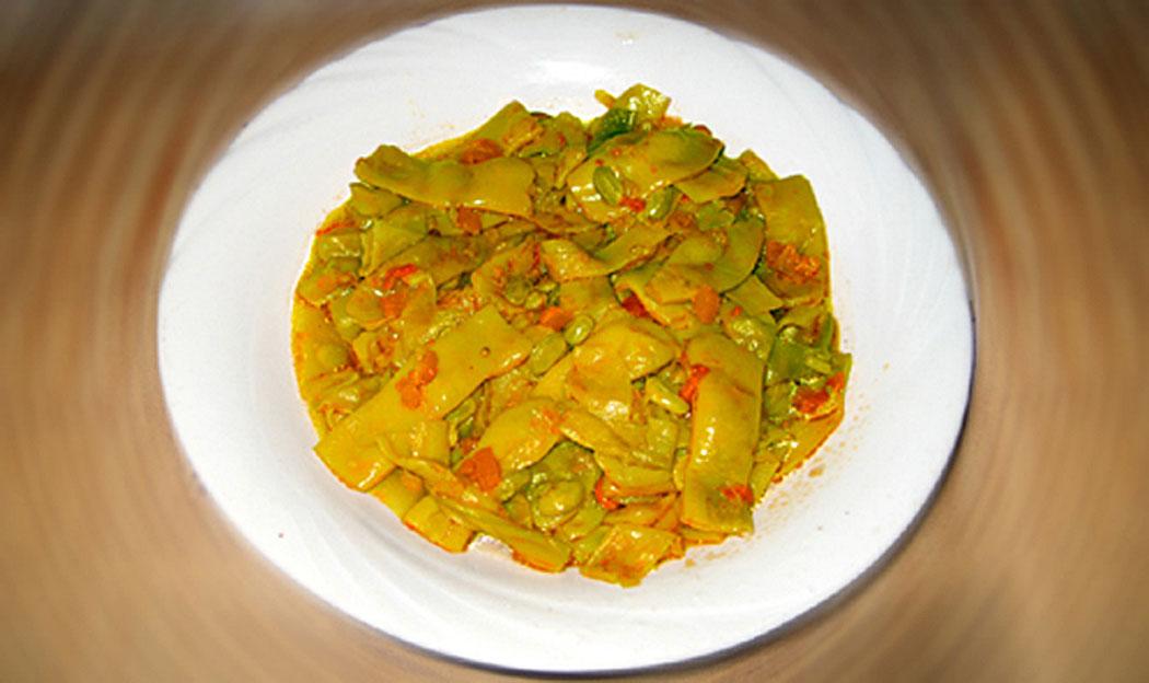 зелен боб