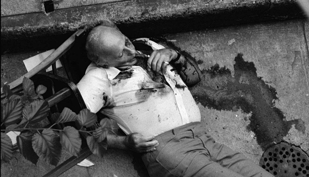 убийството на Кармайн Галанте