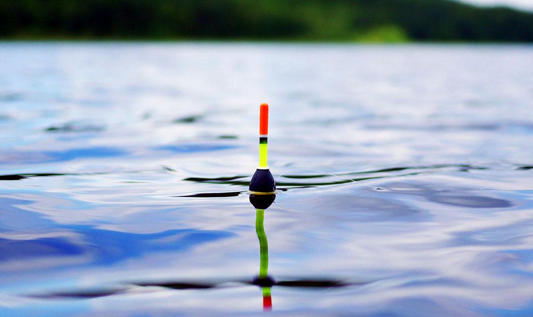 риболов на леко