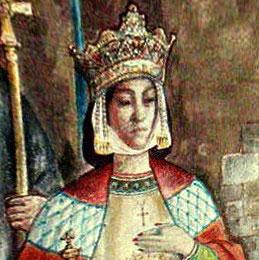 царица Мария, цар Ивайло