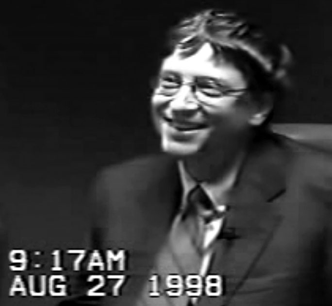 Бил Гейтс, антитръст