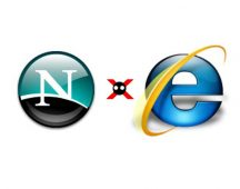 Браузър войните – Netscape срещу Microsoft