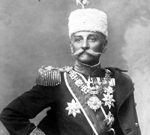 сръбският крал Петър I