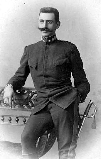 Павлос Мелас, антибългарска пропаганда