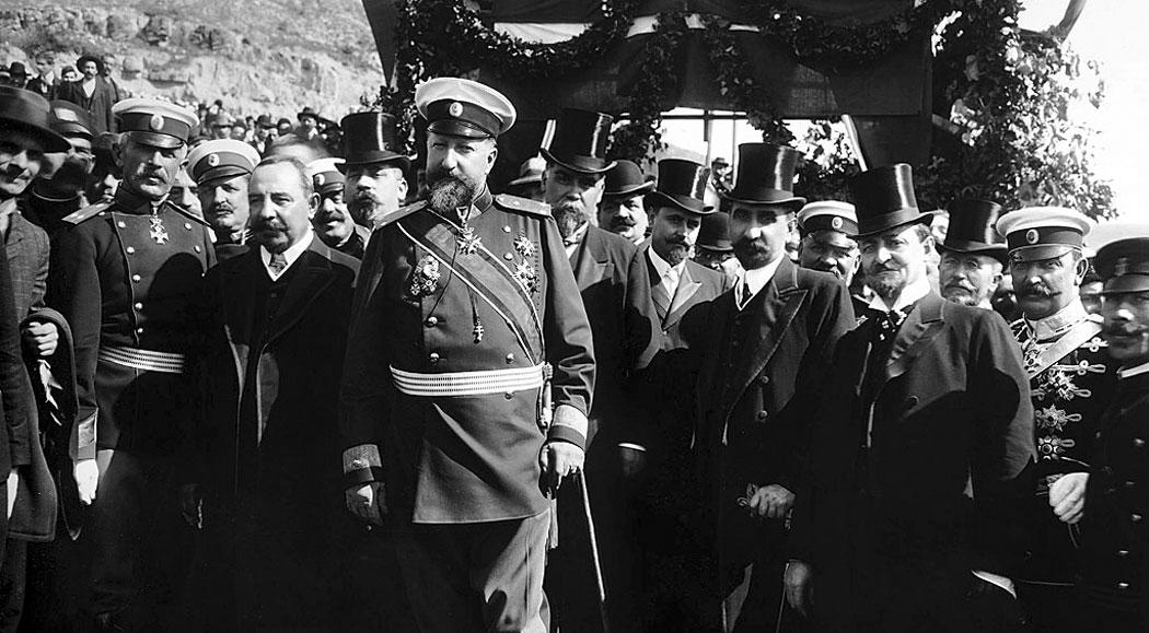 Обявяване на независимостта на България - княз Фердинанд