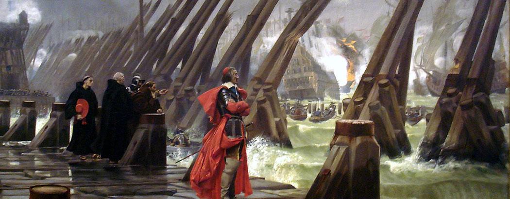 Кардинал Ришельо Тридесетгодишната война