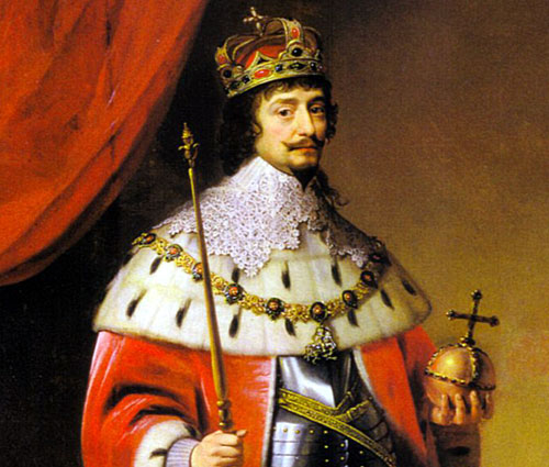 Фридрих V Тридесетгодишната война