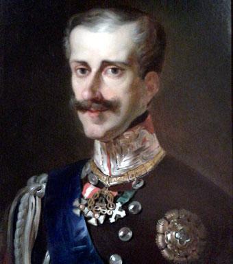 Карл Алберт Савойски