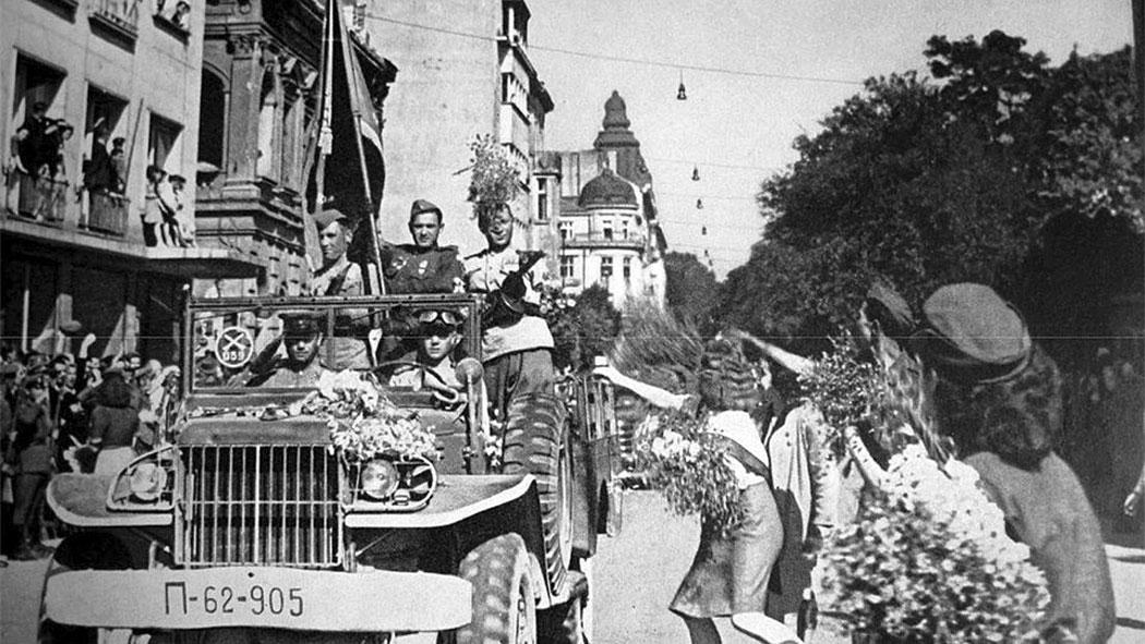 България във Втората световна война, 9-ти септември
