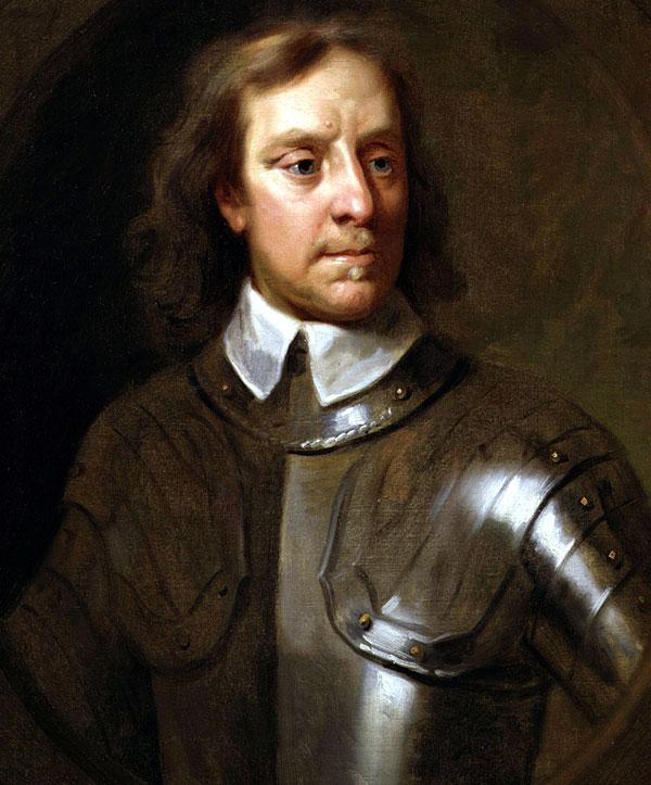Оливър Кромуел - пуритан и Лорд-протектор на английската република