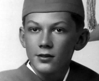 младият Ричард Куклински