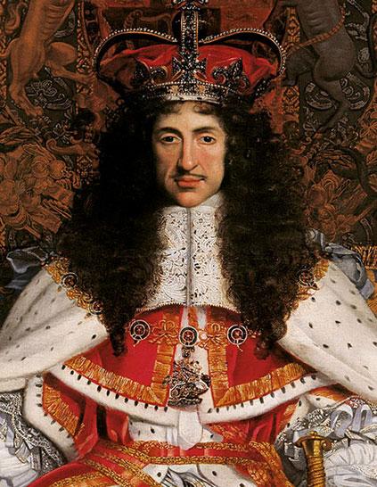 Реставрацията, Чарлз II Стюарт
