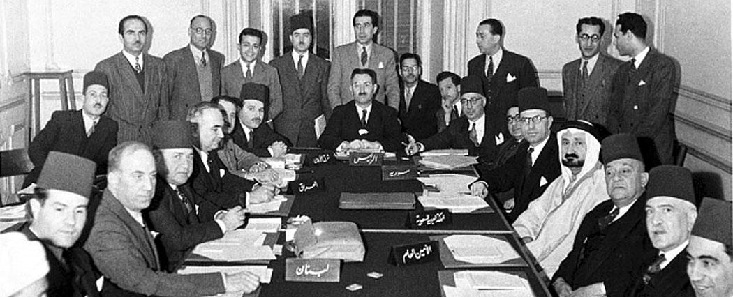 Лигата на арабските държави