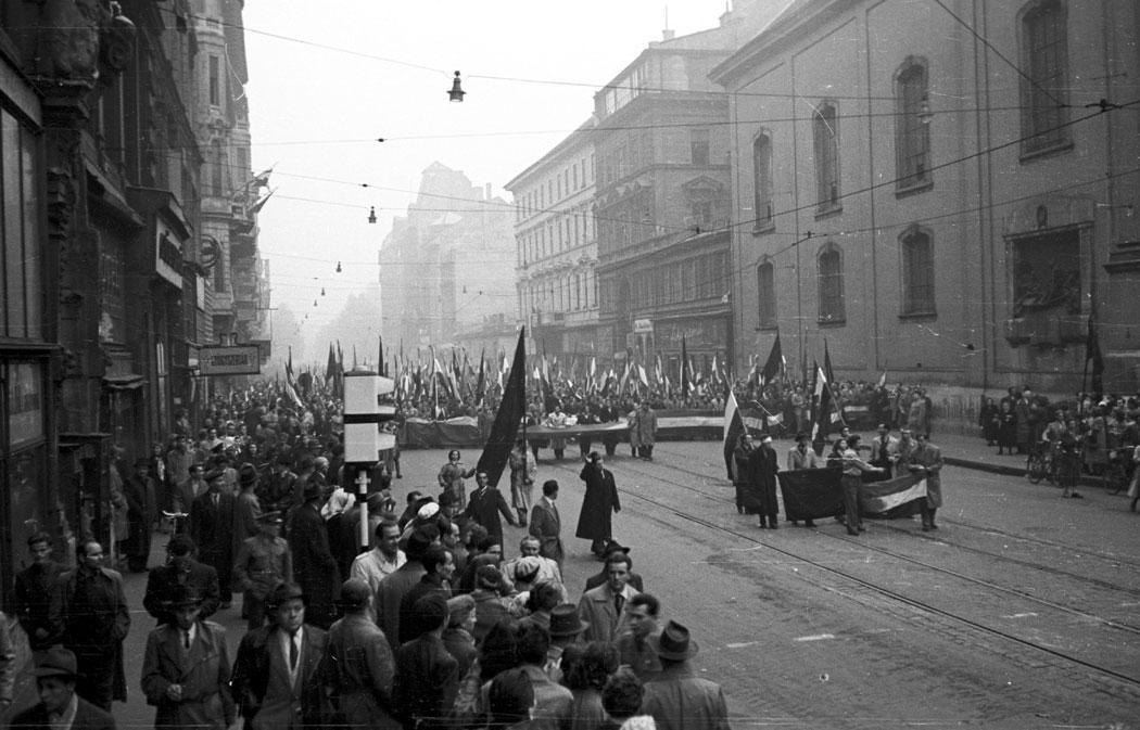 Унгарското въстание 1956