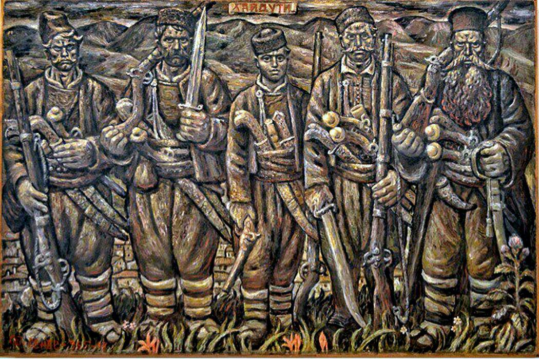 хайдути, борбите на българите