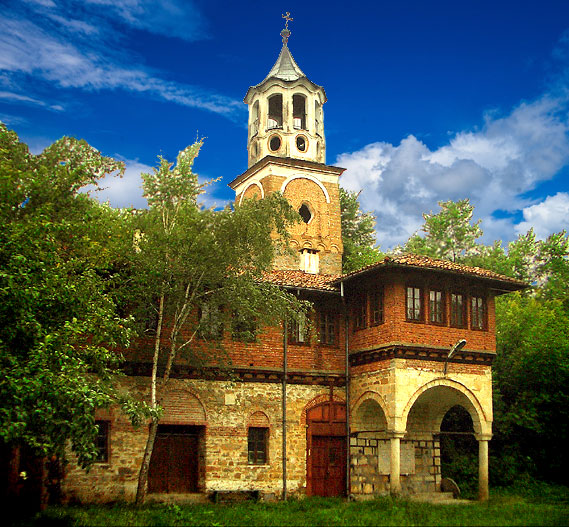 Плаковският манастир, Велчова завера, Борбите на българите