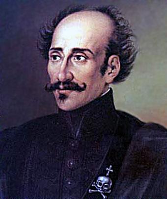 Александър Испиланти, гръцката революция