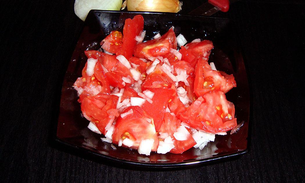 доматена салата