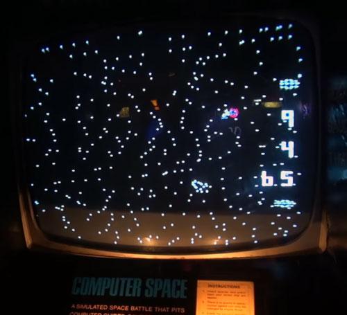 компютърен космос, атари