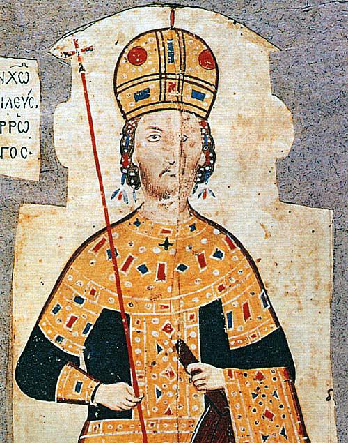 Андроник III Палеолог, Михаил Шишман