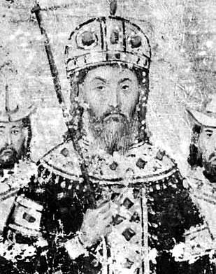 Йоан Кантакузин, Византия