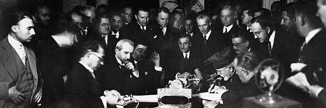 Договорът от Лозана, турската война за независимост