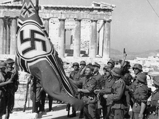 Нацистката окупация на Гърция