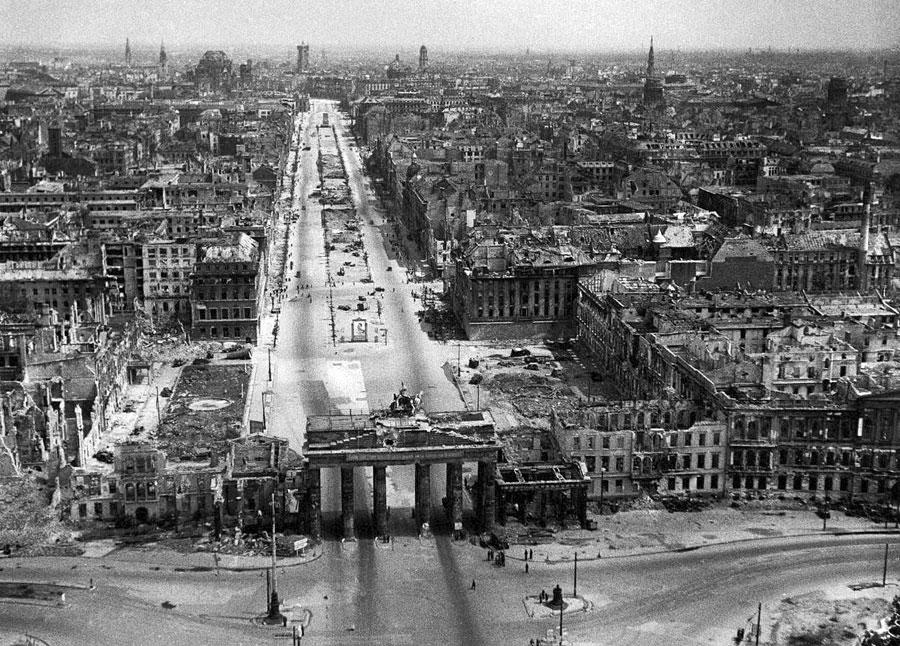 Германия след края на Втората световна война