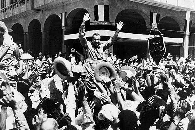 Суецка криза, Гамал Абдел Насър
