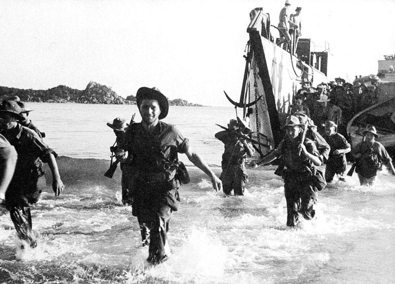 Виетнамската война, френската инвазия в Индокитай