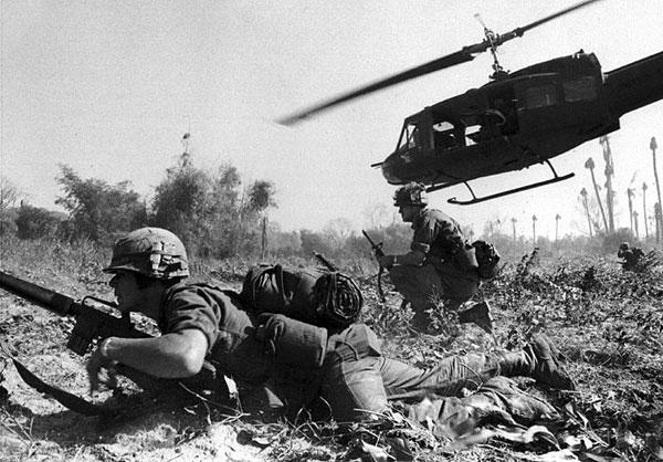 войната във Виетнам